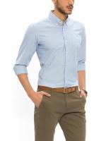 16-102 Мужская рубашка / lc waikiki / чоловічий одяг / школьная форма