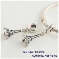 Шарм - подвеска «Эйфелева башня» 925 серебро|escape:'html'