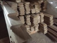 Плинтус Дубовый «Стойка» 6 см (60х18мм)