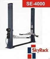 Автомобильный двухстоечный электрогидравлический подъемник 4 т SkyRack SE -4000 A|escape:'html'