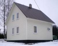 Каркасный Дом 2эт. 85м2, с отделкой (сайдинг)