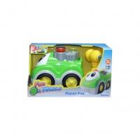 Машинка-ремонтер Keenway, серия «Веселье на колесах» зеленый|escape:'html'