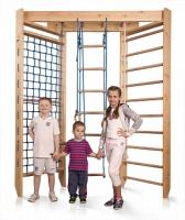 Спортивная стенка для детей Sportbaby «Sport 4-240»|escape:'html'