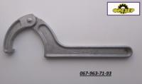 Ключ шарнирный для круглых шлицевых гаек 65-110|escape:'html'