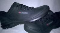 Мужские кожаные кроссовки Columbia, новые, все размеры escape:'html'