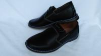 Туфли чёрные на мальчика С6303-20 ТМ «Jong-Golf», 32, 33, 34, 35, 36, 37|escape:'html'