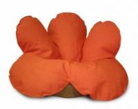Кресло мешок Цветок из микро-рогожки|escape:'html'