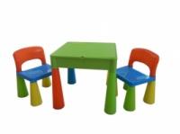 Комплект детской мебели Tega Baby Mamut (стол + 2 стула), оригинальный, Польша|escape:'html'