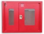 Шкаф ШПК-315Н для пожарного крана и одного огнетушителя до 6 кг (двухдверный), металлический навесной. Габариты 840х650х|escape:'html'