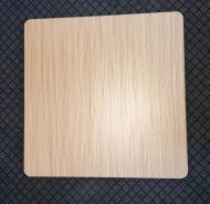 Столешница для стола Бали, толщина 25 мм, квадратная, 70*70 см, цвет натуральный дуб|escape:'html'