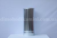 Труба термо 0.5м ф180/250 нержавейка в оцинковке|escape:'html'