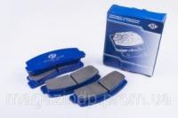 Колодки тормозные дискового тормоза DAEWOO NEXIA 1.5 передние (96101972) AT 1972-200BP Код:241992962 escape:'html'