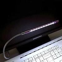 USB-лампа для ноутбука, 10 LED