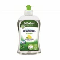 Sodasan 2306 Органическое средство-концентрат для мытья посуды Лимон, 500 мл escape:'html'