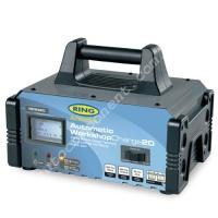 Автоматическое пуско-зарядное устройство 12В, 20А , пусковой ток 80А (RING RECB320)|escape:'html'