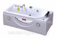 Гидромассажная ванна акриловая Iris TLP-634-G 1680х850х660 escape:'html'