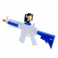 AR Game Gun (White, white with bullets)|escape:'html'