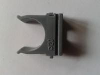 Скоба для труб и кабеля d20 mm уп (100шт)