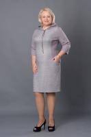 Женское платье больших размеров с капюшоном Тори escape:'html'