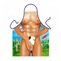 РАСПРОДАЖА! Эротический фартук - Новая клюшка для гольфа / Golf apron
