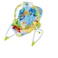 Кресло-качалка Baby Einstein от 0 до 18кг с музыкой океана
