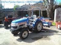 Японский мини-трактор Iseki Sial Hunter 24|escape:'html'