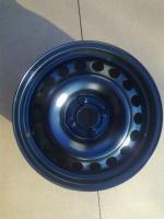 Стальные диски R15 Kia Rio new производство КрКз
