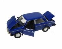 Машина металлическая 2106 «АВТОПРОМ» 1:22 Синий escape:'html'