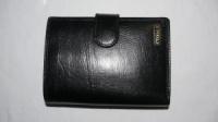 Бумажник мужской Cosset (кожа), 414-41 Черный, размер 130*90*20|escape:'html'