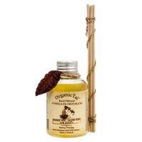 Диффузор для ароматизации помещения «ВАНИЛЬ В ШОКОЛАДЕ» с тростниковыми палочками Organic Tai