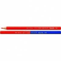 Карандаш цветной Koh-i-Noor KR3433, красный + голубой|escape:'html'
