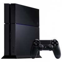 Sony PlayStation 4 (PS4) Black