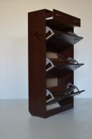 Шкаф для обуви на 3 отделения и ящик|escape:'html'
