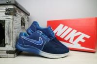 Мужские кроссовки сетка Nike Синий\Голубой 10851 escape:'html'