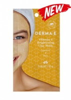 Осветляющая маска с витамином С на основе глины * Derma E (США) * escape:'html'