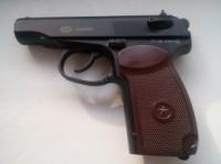 Пневматический пистолет SAS Makarov|escape:'html'