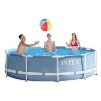 Круглый каркасный бассейн Intex 305х76 см (28212)|escape:'html'