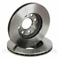 Диск тормозной CHEVROLET AVEO 1.5 8V/16V (96574633) AT 4633-200BD Код:231280967