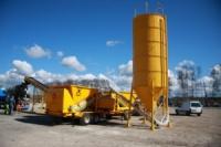 Бетонные заводы, бетонные узлы, оборудование для бетона, РБУ: б/у и новые.|escape:'html'