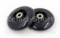 Колесо для самоката (запчасть) с подшипником ABEC-7 CA-0001 (PU, пластик, d-100мм, цена за 1шт)|escape:'html'