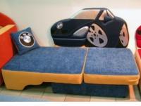 Детский диван «Бумер синий»|escape:'html'
