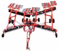 Дисковая борона Agroland 3225, 7,6 метров|escape:'html'