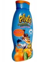 Детский шампунь + гель для купания Pinio «Мандаринка» 500 мл escape:'html'