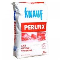 Клей для ГКЛ и теплоизоляционных плит, Перлфикс 30 кг|escape:'html'