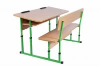 Столы, парты школьные от торгового дома «Аншар»