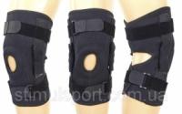 Наколенник-ортез колен. сустава открывающ. с боковыми шарнирами (1шт) GS-1220 (р-р регул.) escape:'html'