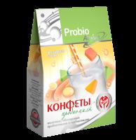 Конфеты «Пробиомилк», обогащенные пробиотиками и пребиотиками