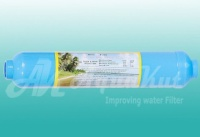 Бактерицидный постфильтр кокосовый уголь активированный серебром T-33 T3. escape:'html'