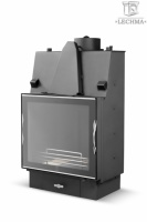 Котел - камин Lechma PL-200 Exclusive SP (Ровное стекло) escape:'html'
