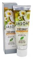 Зубная паста «Заживляющая» с маслом кокоса Simply Coconut™ * Jason (США) *|escape:'html'